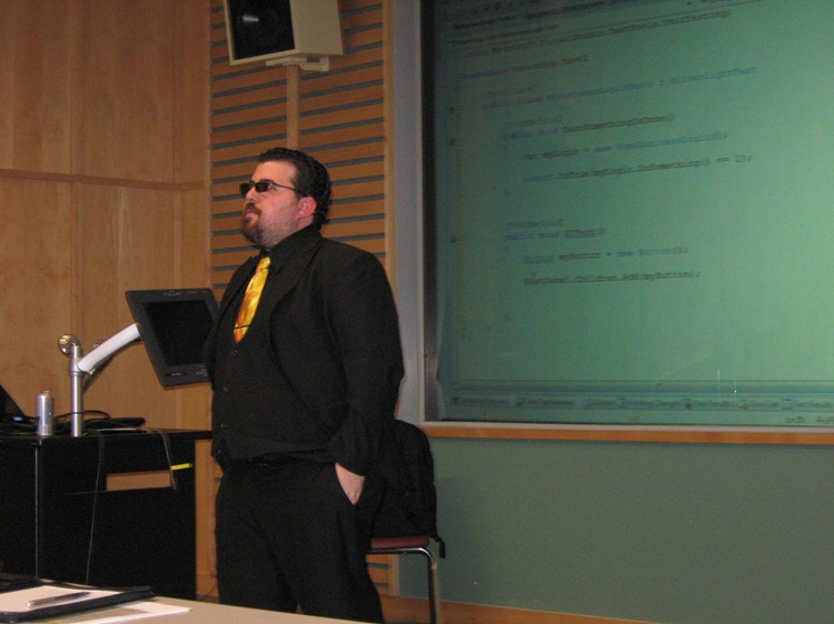 Talking at Vancouver TechFest 2009 on Silverlight Unit Testing