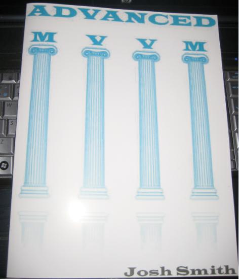 """Advanced MVVM"" Book photo"