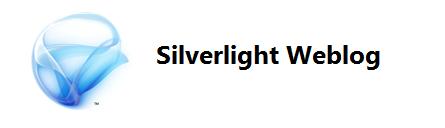 Silverlight weblog logo