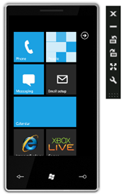 Windows Phone 7 Emulatoe