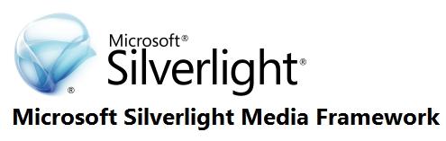 Microsoft Silverlight Media framework logo